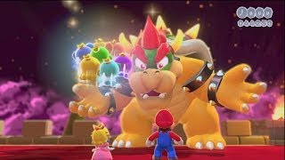 Super Mario 3D World (Wii U) - 16 - The End?