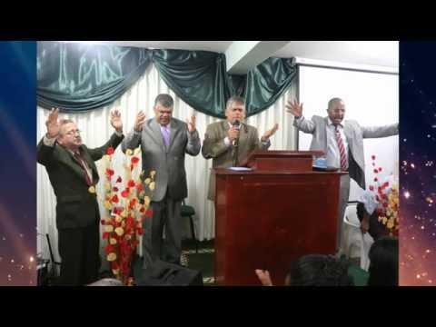 CONSAGRAÇÃO DE MINISTROS ECLESIÁSTICOS EM SILOÉ