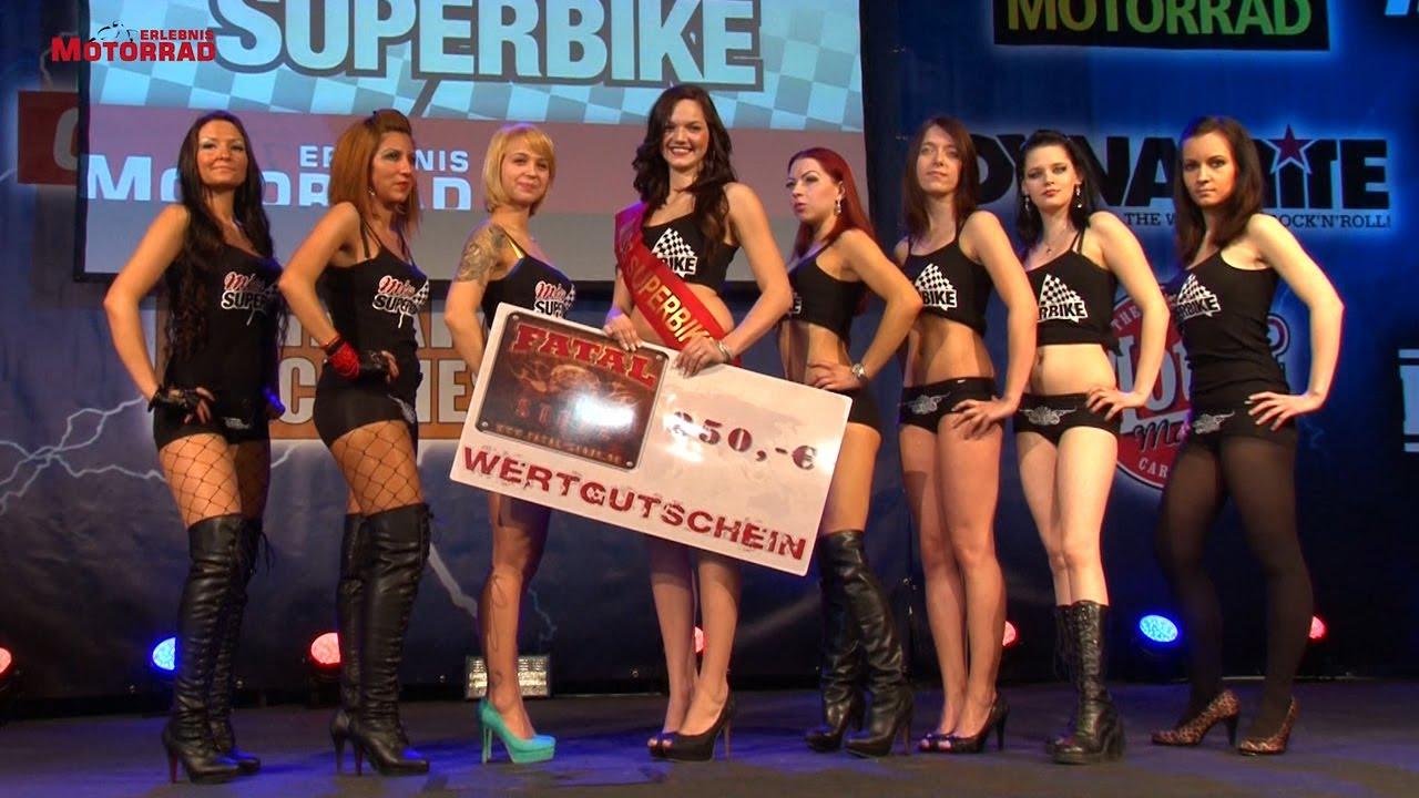 ERLEBNIS MOTORRAD 2012 - Messefilm [HD] - YouTube