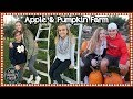 PICKING APPLES PUMPKINS FAMILY TRADITIONS