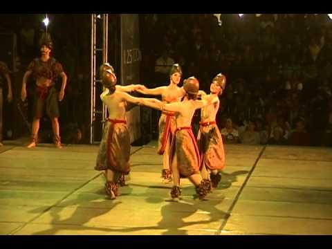 bailes prehispanicos