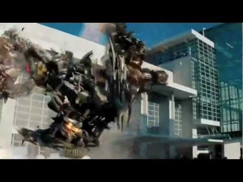 Linkin Park - Iridescent [HD] 1080p - Transformers Dark of the Moon Music Video