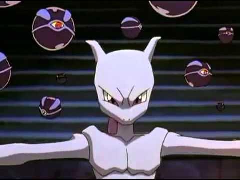 Mew vs Mewtwo - O Final