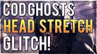 Call Of Duty Ghosts Head Stretch Animation Glitch Tutorial