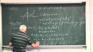 MathHistory7a: Analytic geometry and the continuum
