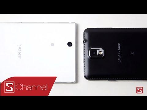 Bạn sẽ chọn mua Xperia Z Ultra hay Note 3 Docomo ?