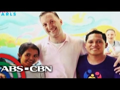 US journalist loves Filipino culture