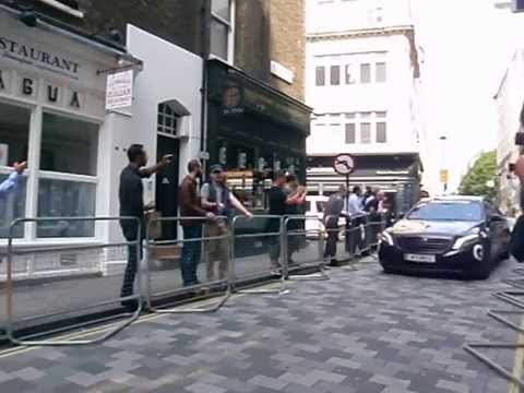 Gumball 3000 2014 - the Grand Departure to Paris