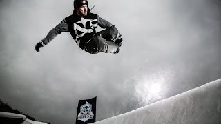 Frozen Skate Park Inline Skating