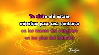 Karaoke Yo Vivire (Versión De Gloria Gaynor) Celia Cruz