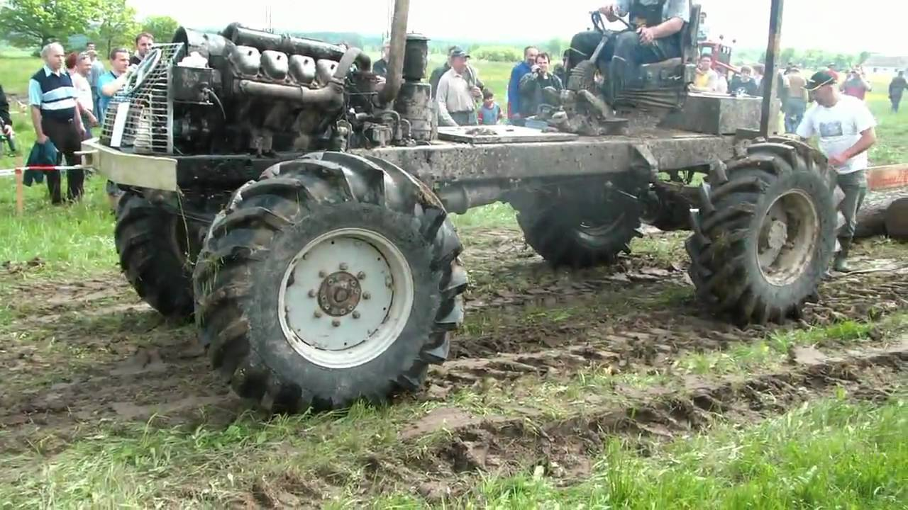 traktor trial