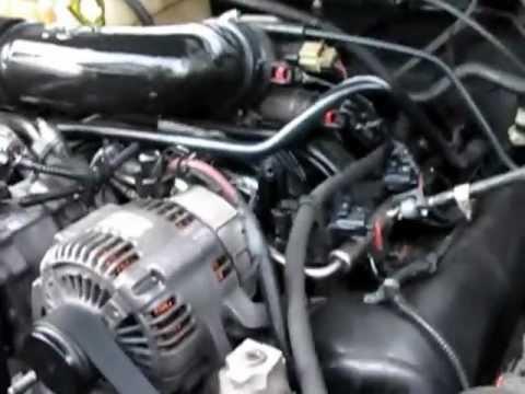 2005 Jeep Liberty 3.7L noise Part II - Where's the noise ...