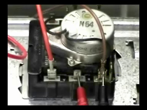Timer replacing GE electric    dryer     YouTube