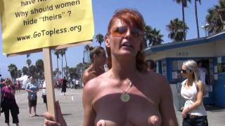 Go Topless Day with the Raelians