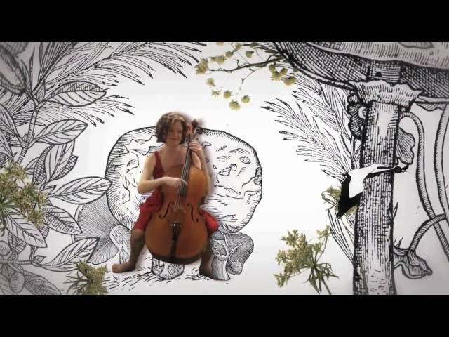 "Erin and her Cello-- ""On My Stoop"""