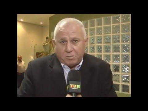 19/02/2016 - Entrevista TVB: Conjunto Habitacional Luiz Spina