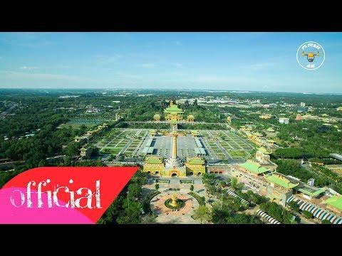 [4K] Dai Nam Van Hien Wonderland - Thu Dau Mot city - Binh Duong