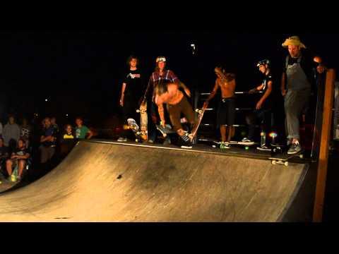Gullwing Truck Co. | Maryhill Miniramp Death Match 2013