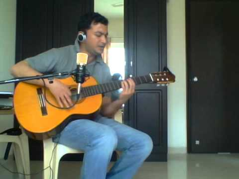 Ala Barfi - Acoustic Guitar Cover (BARFI)