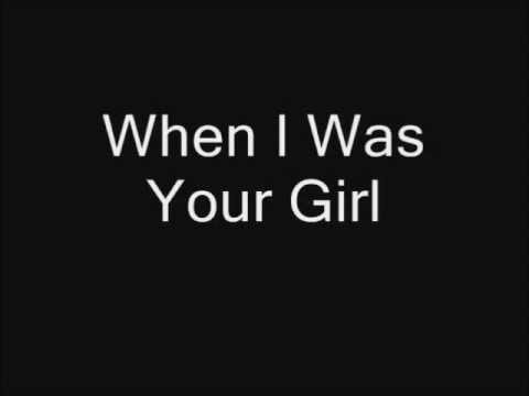 When I Was Your Man (Female Version) Instrumental Lyrics