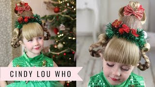 Cindy Lou Who by SweetHearts Hair