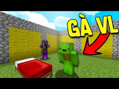 THỬ THÁCH KHÔNG BẢO VỆ GIƯỜNG!!! - Minecraft BedWars