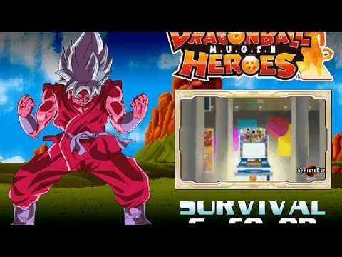 DragonBall Heroes M.U.G.E.N  V4