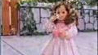 Comercial Boneca Bolinha De Sabão Da Estrela Anos 80