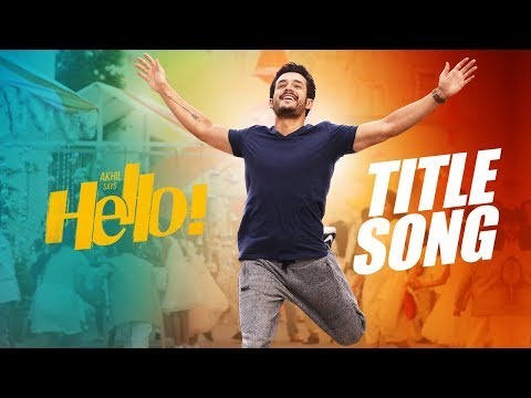 HELLO! Title Song Trailer