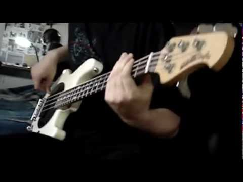 BECK / Mongolian Chop Squad - Spice of Life [Bass Cover] -kC0GwuzJl1k