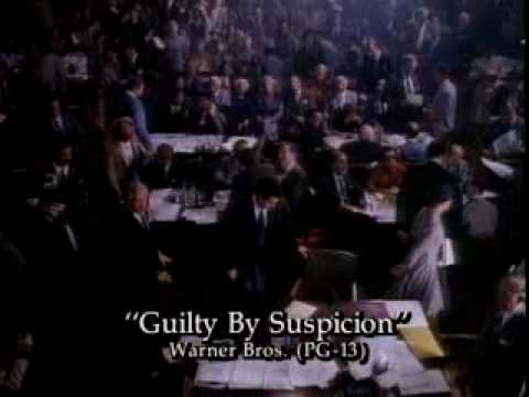 Trailer Guilty By Suspicion