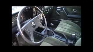 Opel Senator 3.0E acceleration + sound
