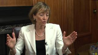 Marie Deschamps on Stress at Supreme Court of Canada