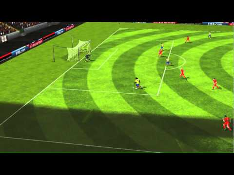 FIFA 14 iPhone/iPad - Suíça vs. Equador