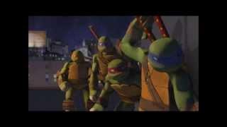 Teenage Mutant Ninja Turtles Tema 2012 Nickelondeon