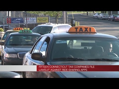 Cab companies sue over ride apps