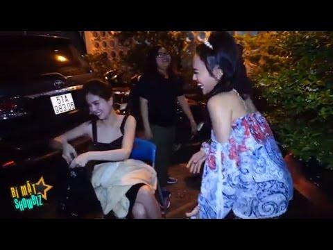 [8VBIZ] - Ngọc Trinh đi diễn kịch, bị Diệu Nhi dụ dỗ mua lạp xưởng sau hậu trường