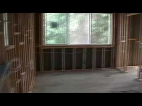Shipping Container House - Framing 3 of 3