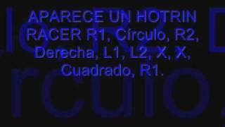 CLAVES DE CARROS PARA GTA SAN ANDREAS PS2