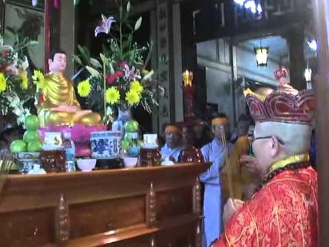 1/4- Lễ Chẩn Tế Cô Hồn Chùa Long Sơn  Nha Trang