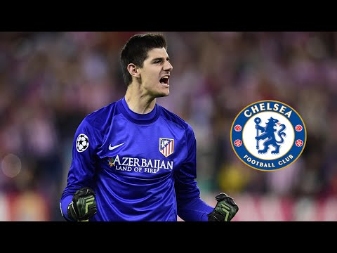 Thibaut Courtois | 2013/14 | 1080p | Best Saves