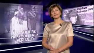 """[Thierry Debels; """"Ontvoering prins Boudewijn verijdeld""""] Video"""