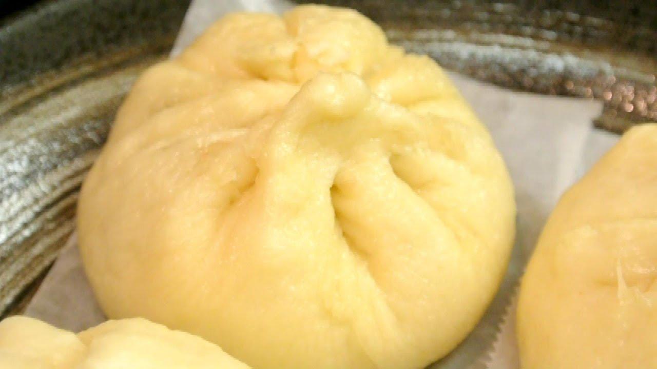 How to make Nikuman(steamed pork buns) 肉まんの作り方 - YouTube