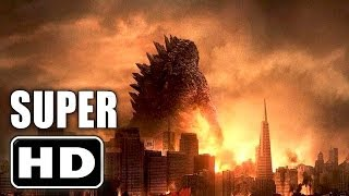 [Ultra HD] GODZILLA Trailer (2K HD)