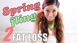 Spring Fling 2: FAT LOSS Cardio Workout