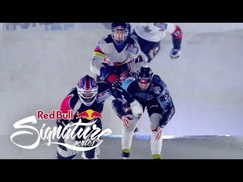 Red Bull Signature Series - Crashed Ice Niagara Falls 2013 FULL TV EPISODE 1