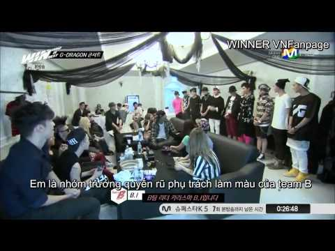 [vietsub] WIN - Who Is Next E05 [full]