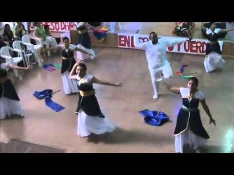Danza El Gran Yo Soy- Grupo Rey de Reyes