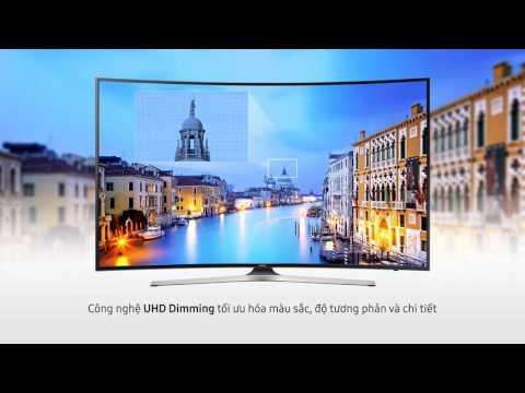 Samsung Smart TV | Bước vào thế giới hình ảnh 4K sắc nét