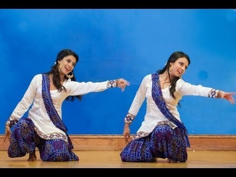 Manpreet and Naina dance in tamil 2014